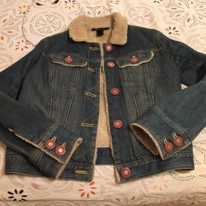 Very cute and stylish Marc Jacobs denim jacket!